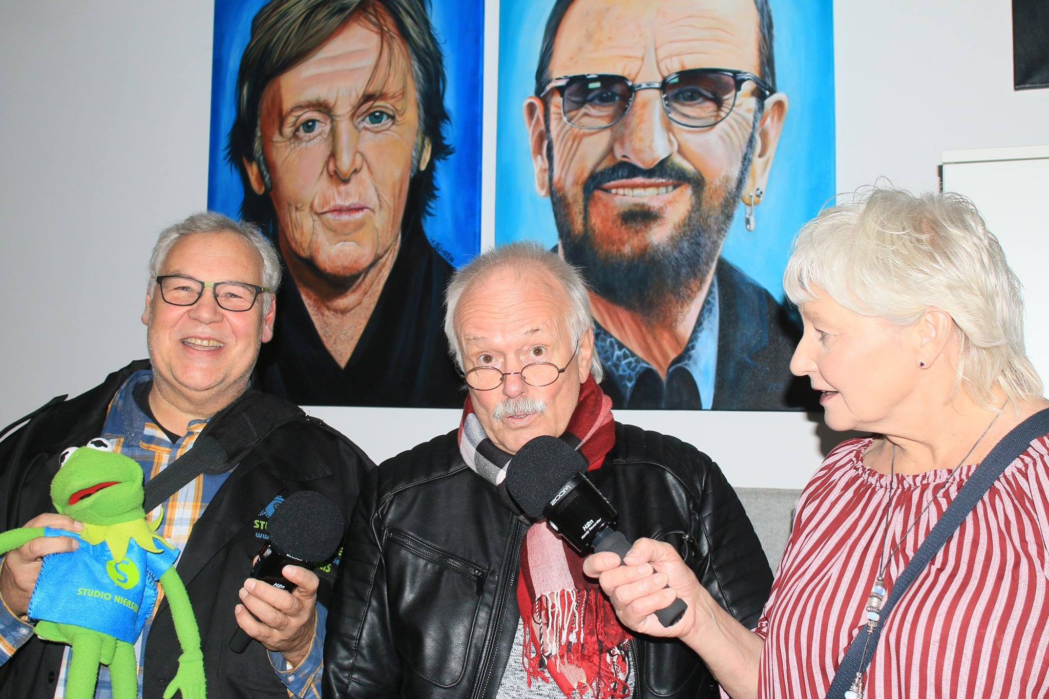 Interview mit Radio Nierswelle