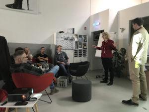 Gruppenfoto Schulung Mitarbeiter