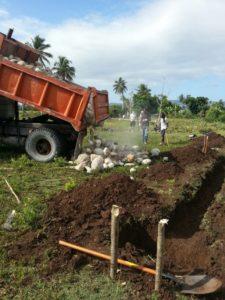 Haiti Wiederaufbau abladen